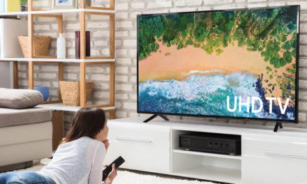 La mejor: Samsung Smart TV 4K
