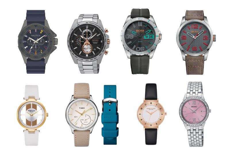 Opciones relojes para regalo navideño