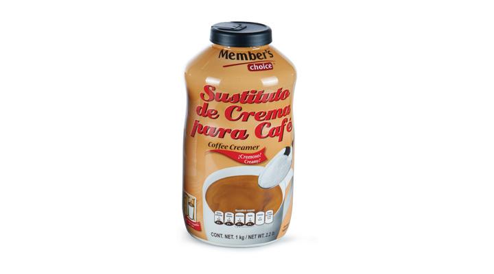 SUSTITUTO DE CREMA PARA CAFÉ  1kg  MEMBER'S CHOICE  7501008841259