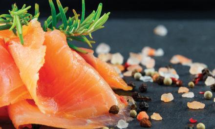 5 beneficios de comer salmón