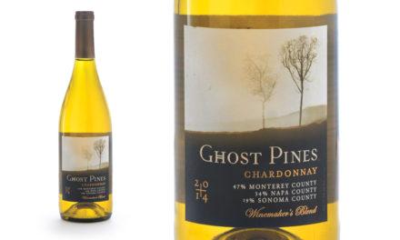 7 cosas que te sorprenderán del Ghost Pines Chardonnay