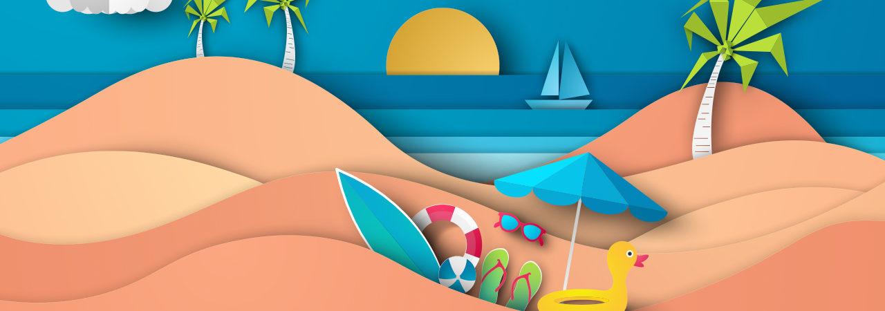¡Todo listo para tus vacaciones!