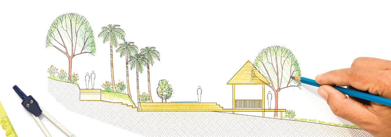 Diseña espacios con estos sets de patio