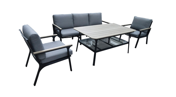 SET DE PATIO ALU CONVERSATION - 3267078912209