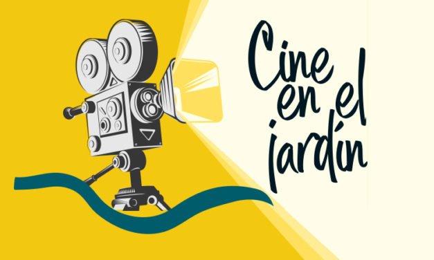 ¡Lleva el cine a tu jardín!