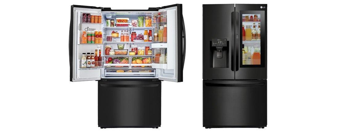 Refrigeradores de última generación