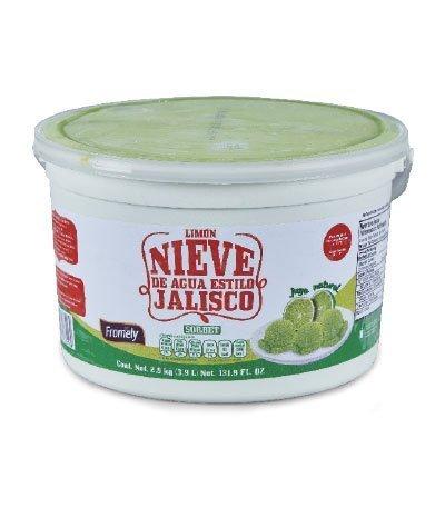 NIEVE DE LIMÓN ESTILO JALISCO 3.9 L FROMELY