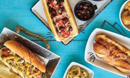 Hot Dogs: El mexicano, el francés y el alemán