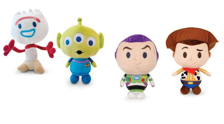 PELUCHES TOY STORY DISNEY - 7500539000012