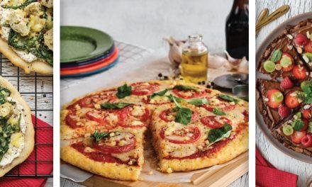 Para los amantes de la pizza