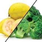 Come más Guayaba y Brócoli