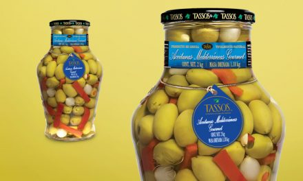 Sabor gourmet importado de Grecia