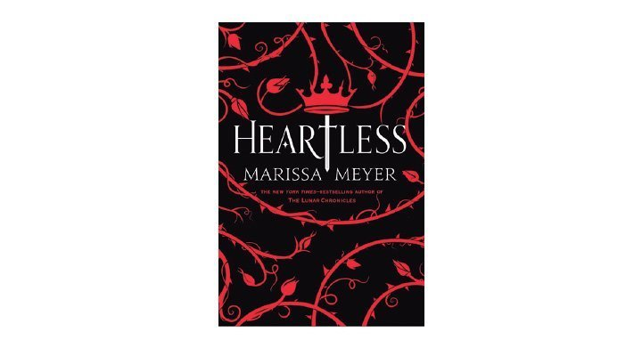 Heartless. Marissa Meyer