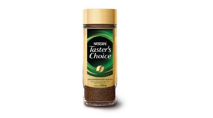 Café Soluble Descafeinado 250 g Taster's Choice - 7501058642646