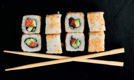 ¿Experto en Sushi?