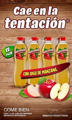 Anuncio: Cae en la tentación: Manzanada mineralizada