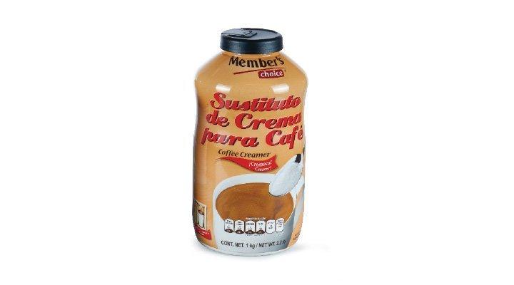 Sustituto de Crema para Café 1 kg Member's Choice