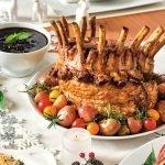 Un menú gourmet, para una Navidad especial