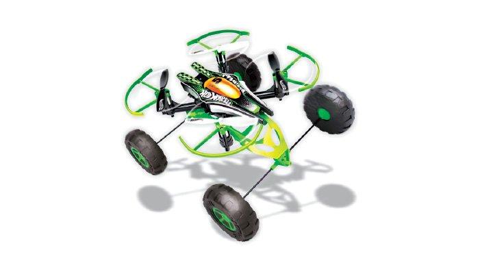 RADIO CONTROL DRON HOT WHEELS