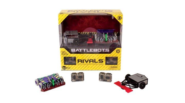 ROBOTS DE COMBATE Rivals