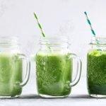Jugos Verdes: Deliciosos y nutritivos