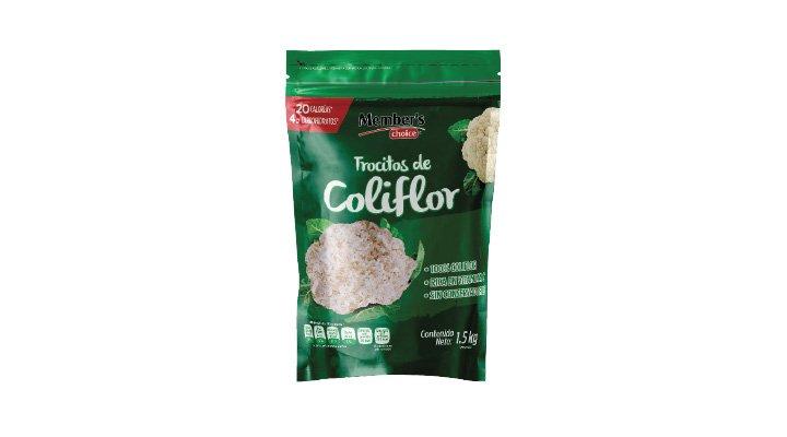 TROCITOS DE COLIFLOR 1.5 kg MEMBER'S CHOICE - 7500525021991