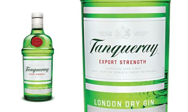 London dry gin Tanqueray