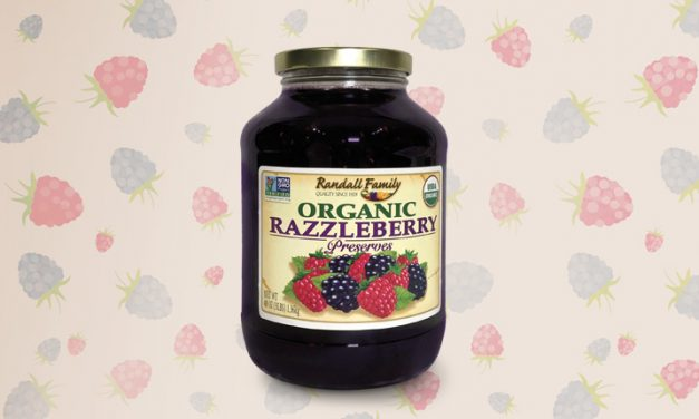 Exquisita mermelada Razzleberry