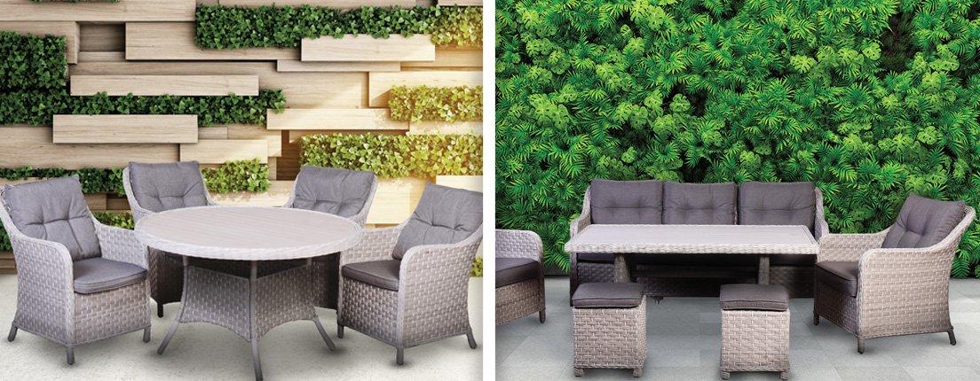 Sets de patio para disfrutar al aire libre