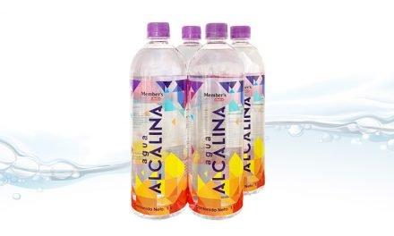 Agua alcalina Member's Choice