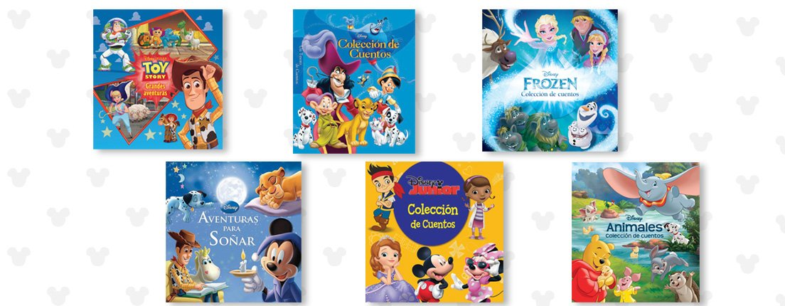 Disney: cuentos para todos