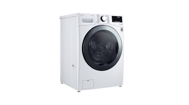 LAVASECADORA Capacidad de 20 kg en lavado y 11 kg en secado, función inteligente wifi y 14 ciclos de lavado LG