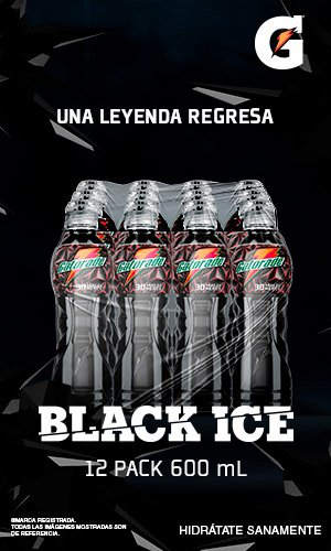 Anuncio: Gatorade Black Ice
