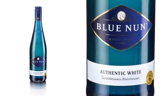 Blue Nun, un vino tan delicado como se ve