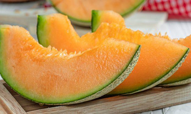 Melón, delicioso y refrescante