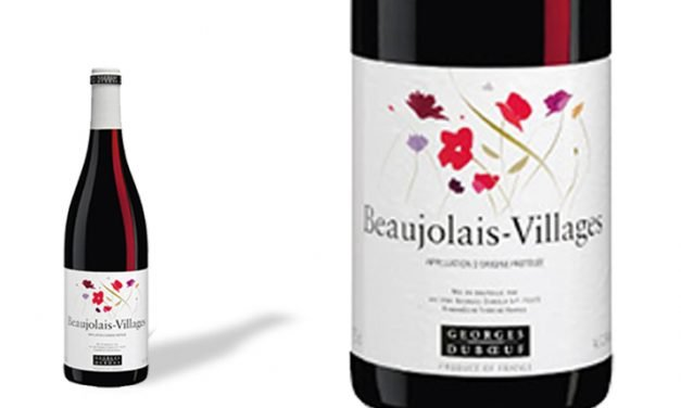 Un exquisito regalo francés: Beaujolais Villages, Georges Duboeuf