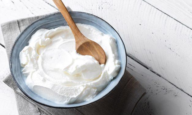 Yoghurt griego, un snack saludable y delicioso