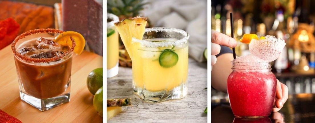 Cócteles con sabor a México