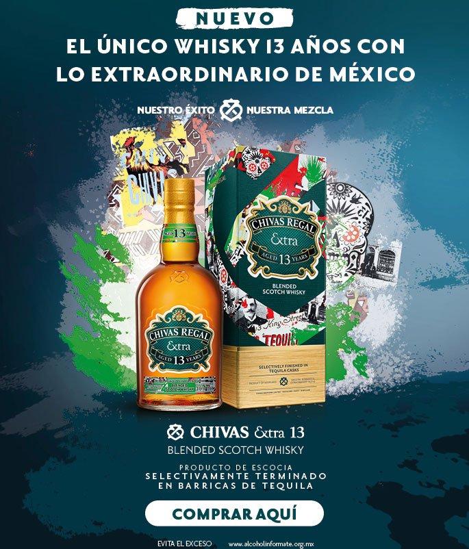 Chivas-Tequila