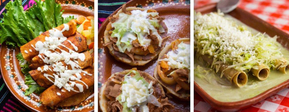 ¡Puro sabor a México!