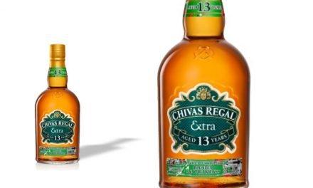 Extra 13 Tequila, un integrante más de la familia Chivas Regal.
