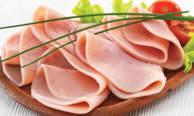 Jamón de pavo y cerdo, para un almuerzo sabroso y saludable