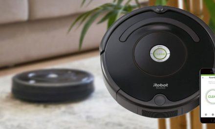 iRobot Roomba, más que una aspiradora.