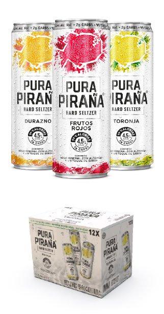 PURA-PIRAÑA