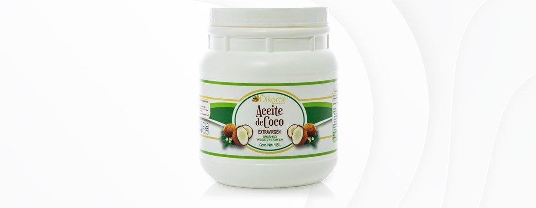 Aceite de coco Dikeroil, conoce sus beneficios