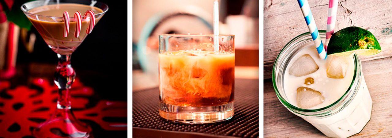 Bebidas cremosas con un toque dulce para tu paladar