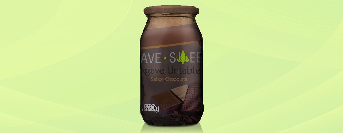 Agave Sweet sabor chocolate