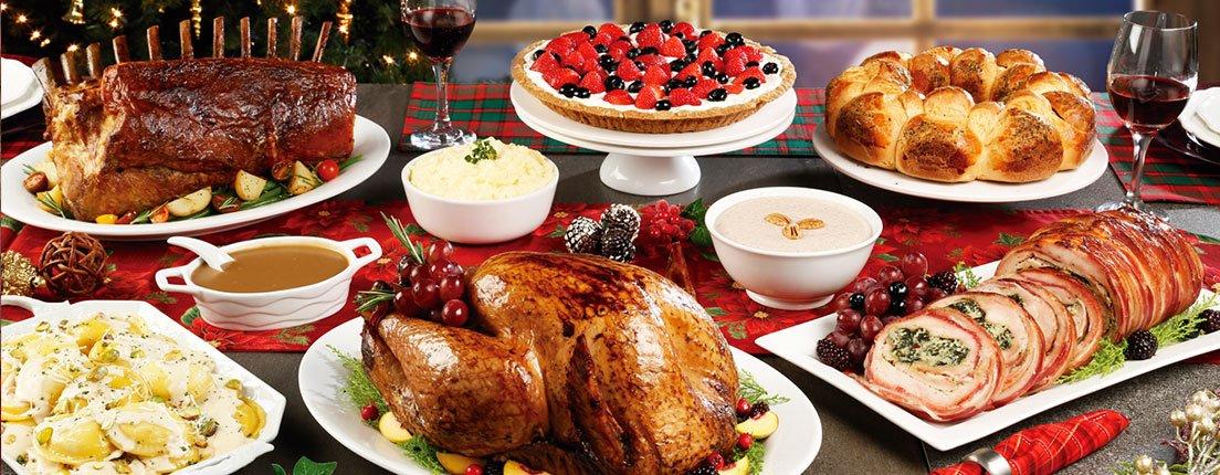¡Preparamos la cena navideña por ti!