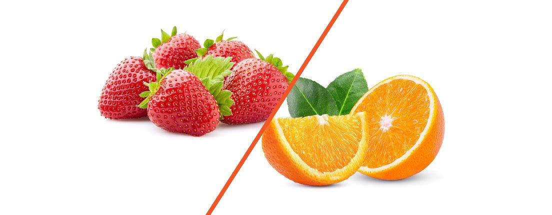 Vitamina C hecha delicias