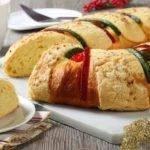 Una delicia de Roscas de Reyes.